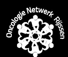 Logo Oncologie Netwerk Rijssen Wit